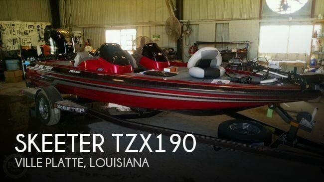 2015 Skeeter TZX190