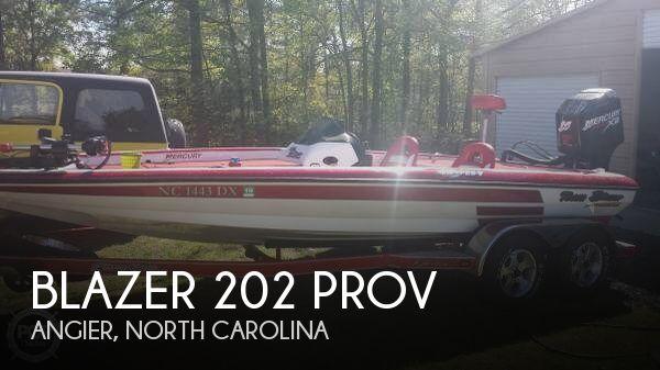 2013 Blazer 202 ProV