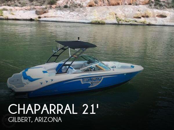 2018 Chaparral H2O 21 Surf