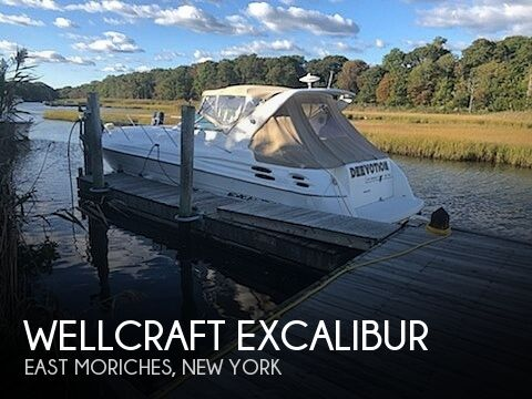 2002 Wellcraft Excalibur