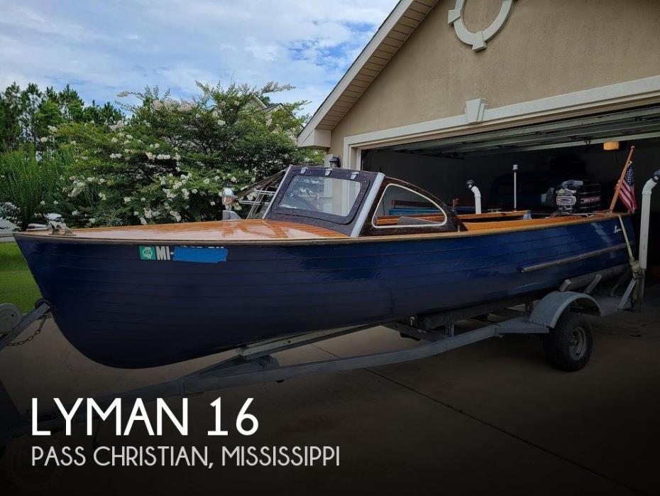 1959 Lyman 16