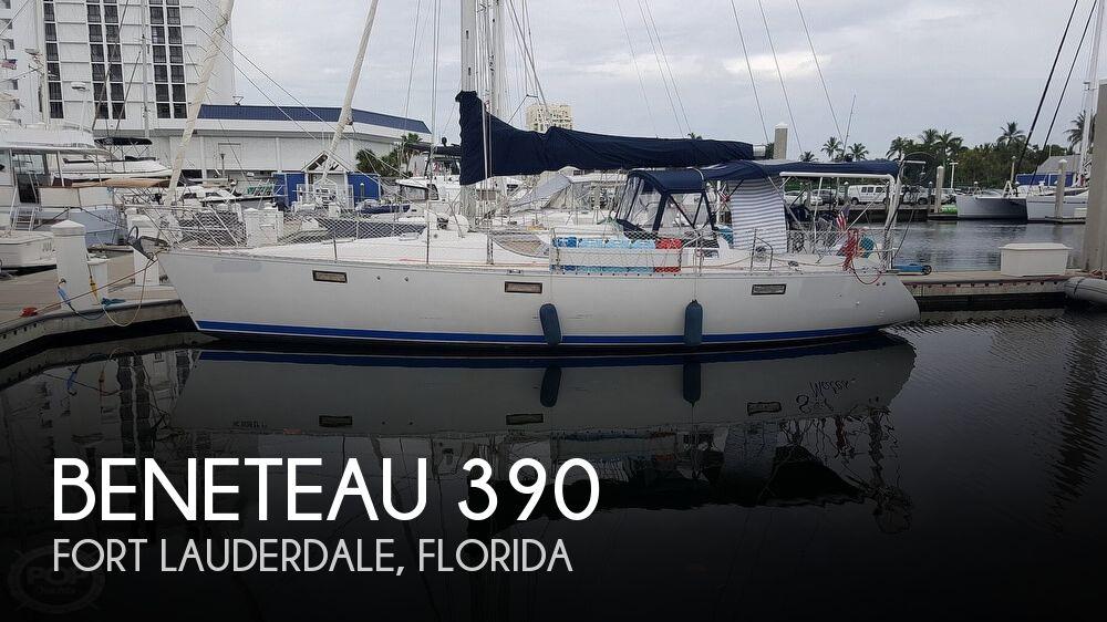 1991 Beneteau 390