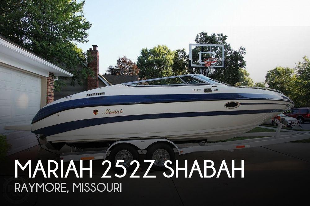1997 Mariah 252Z Shabah