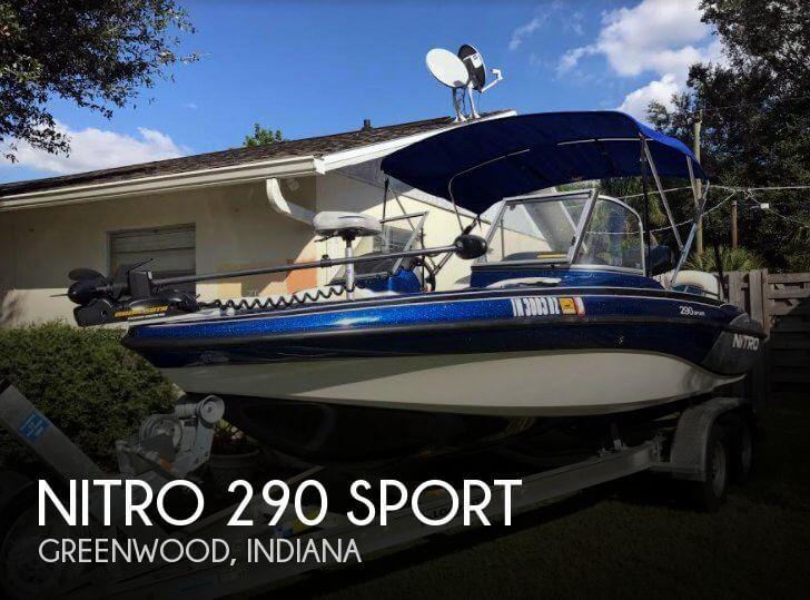 2009 Nitro 290 Sport