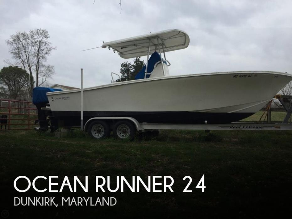 Ocean Runner 25 Boats for sale