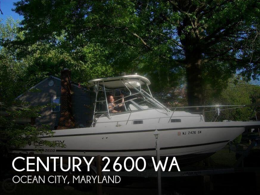 2000 Century 2600 WA