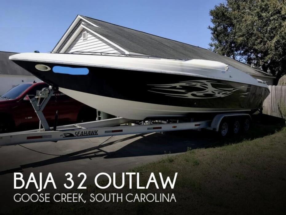 1993 Baja 32 Outlaw