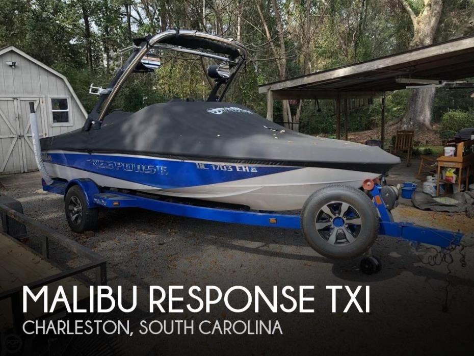 2012 Malibu Response TXI