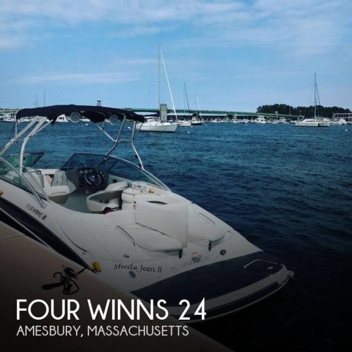 2006 Four Winns 240 Horizon