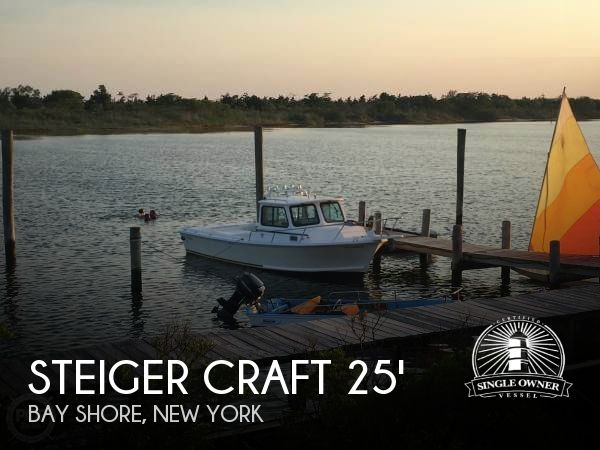 2003 Steiger Craft Chesapeake Miami 25