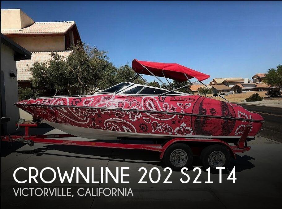 1999 Crownline 202