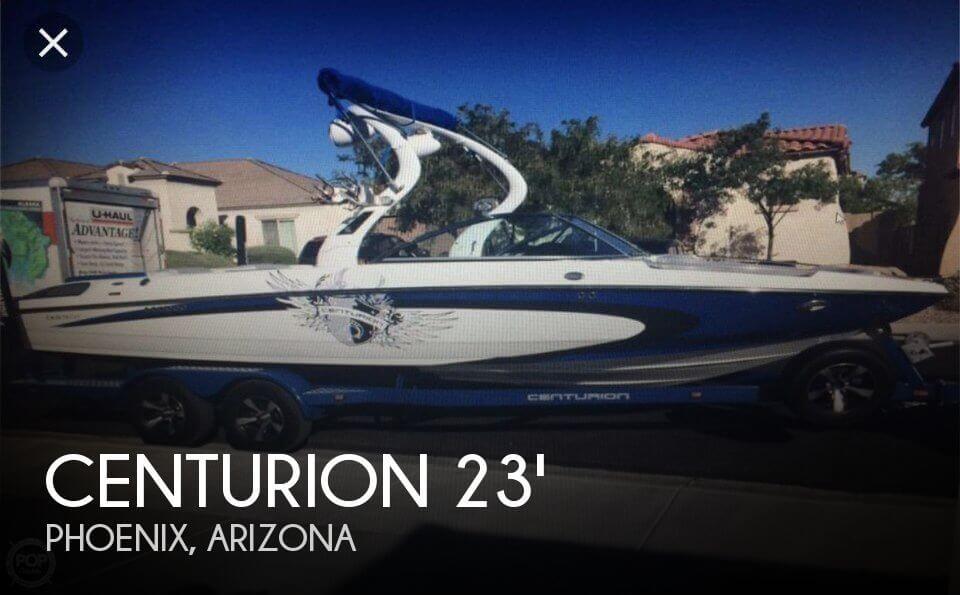 2012 Centurion Enzo SV233