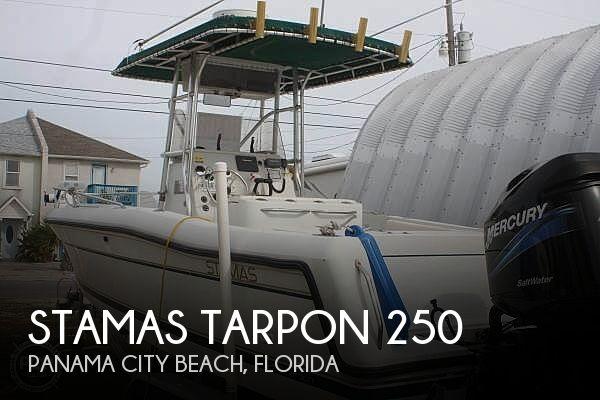 1997 Stamas Tarpon 250