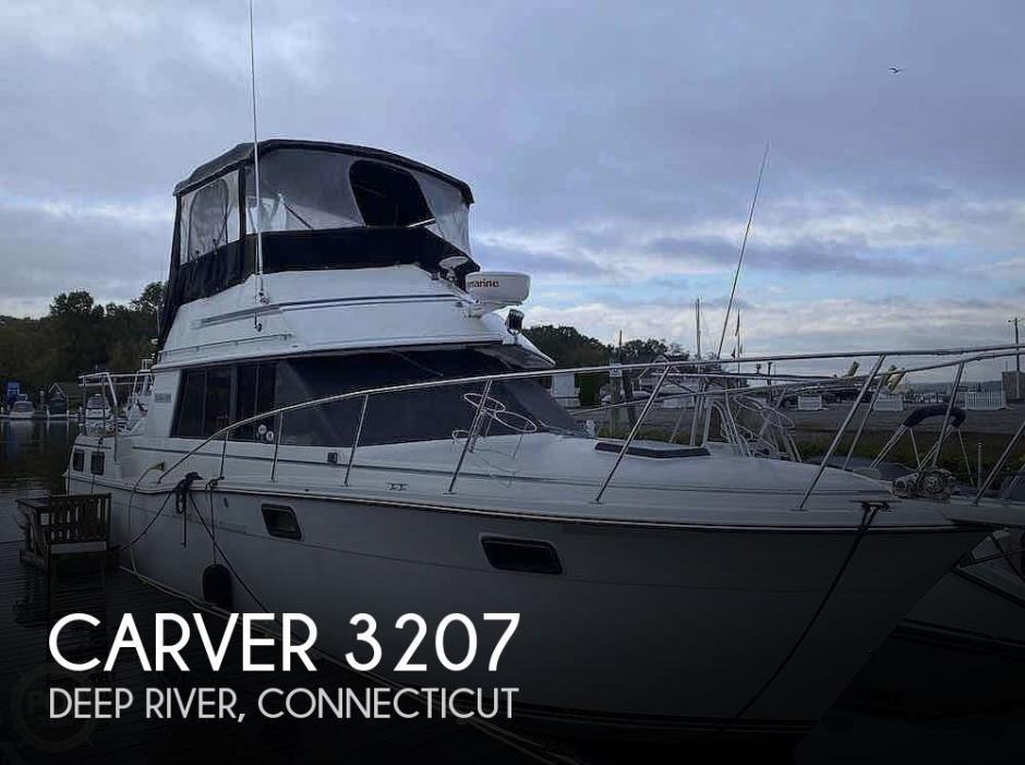 1986 Carver 3207