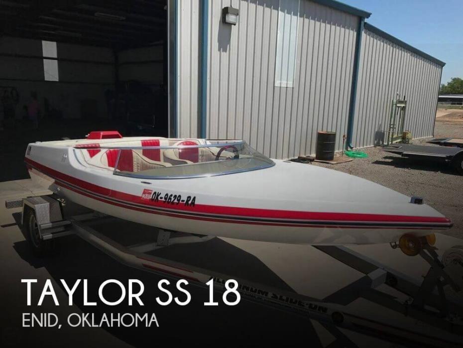 1979 Taylor SS 18