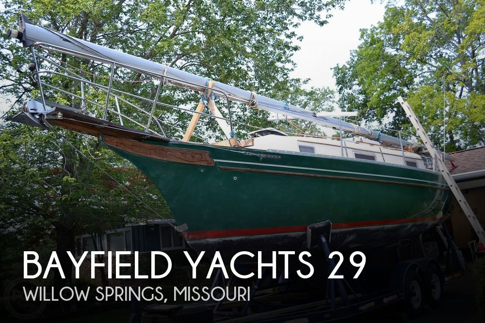 1988 Bayfield Yachts B-29