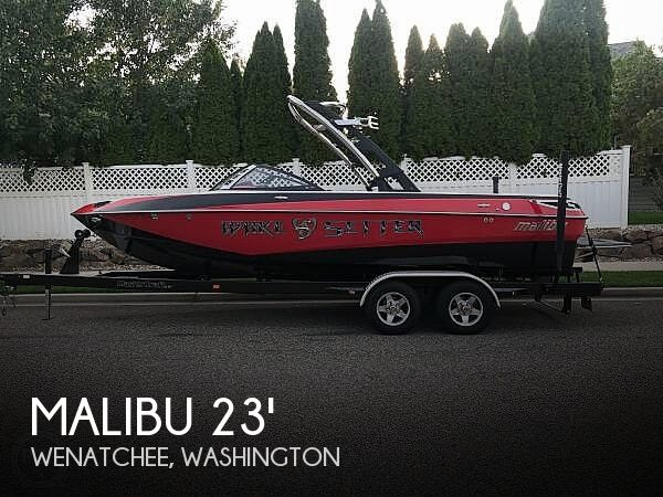 2011 Malibu WAKESETTER LSV