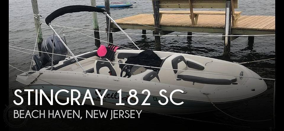 2018 Stingray 182SC