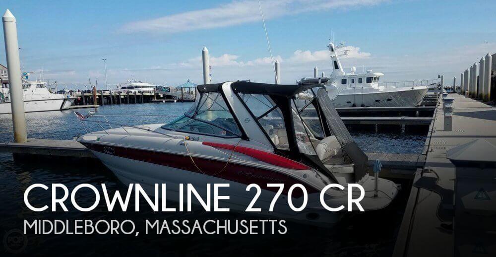 2008 Crownline 270 CR