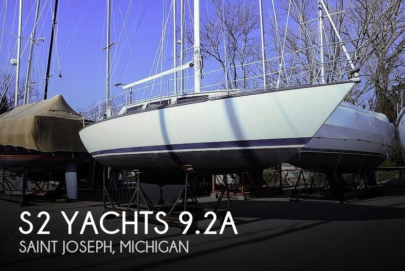 1982 S2 Yachts 9.2A