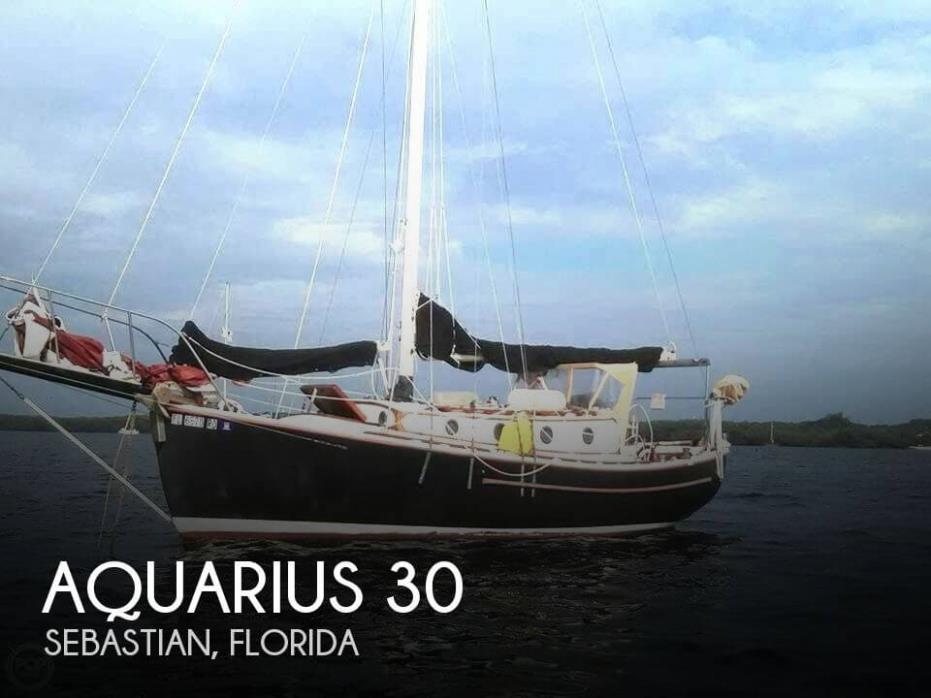 1979 Aquarius Pilot Cutter 24