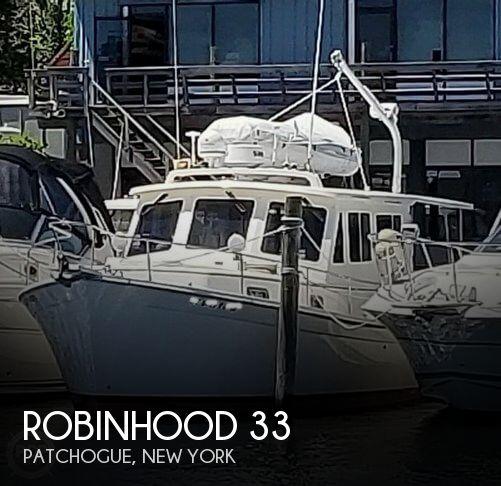 1998 Robinhood 33