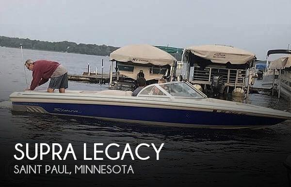 2000 Supra Legacy