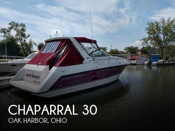 1991 Chaparral 30