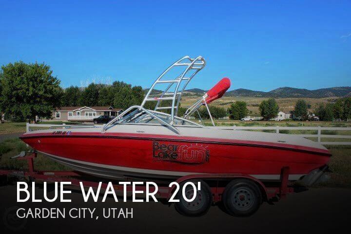2007 Blue Water Boats Cascade BR 20