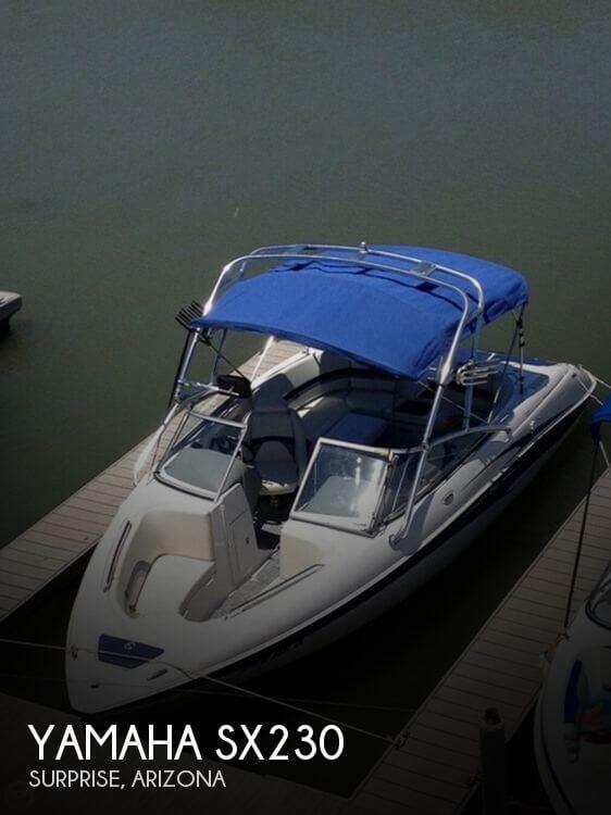 2004 Yamaha SX230