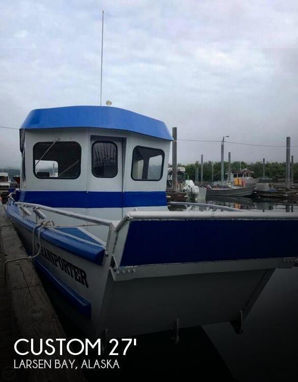 2001 Custom 27 Passenger Boat