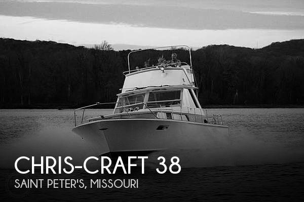 1969 Chris-Craft 38 Commander Express