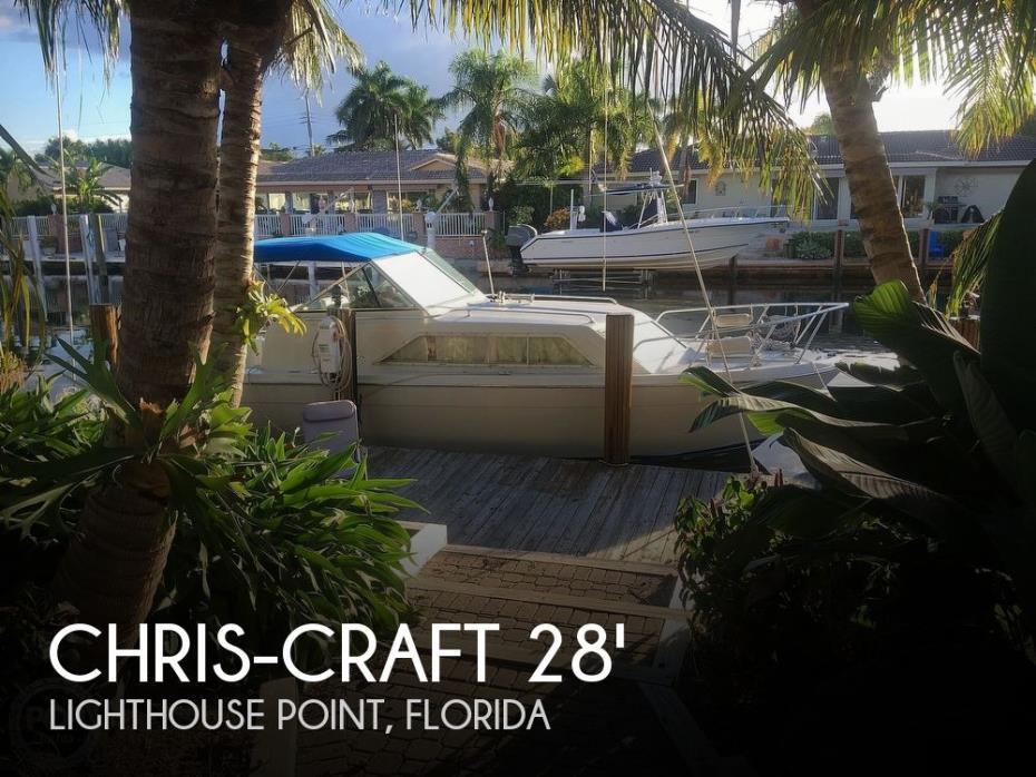 1979 Chris-Craft Catalina 30
