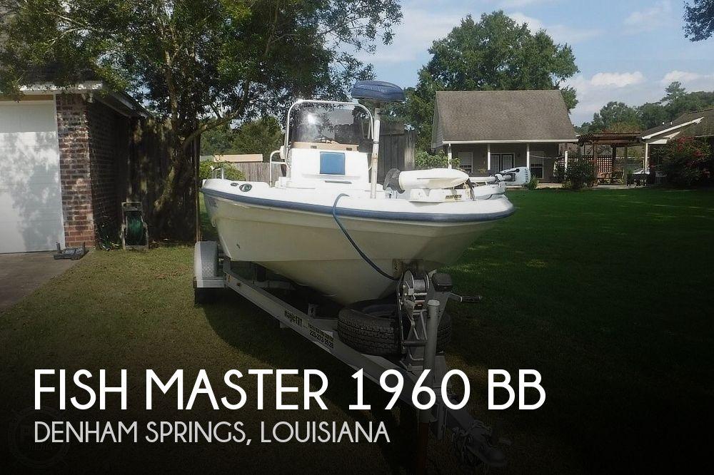 2002 Fish Master 1960 BB
