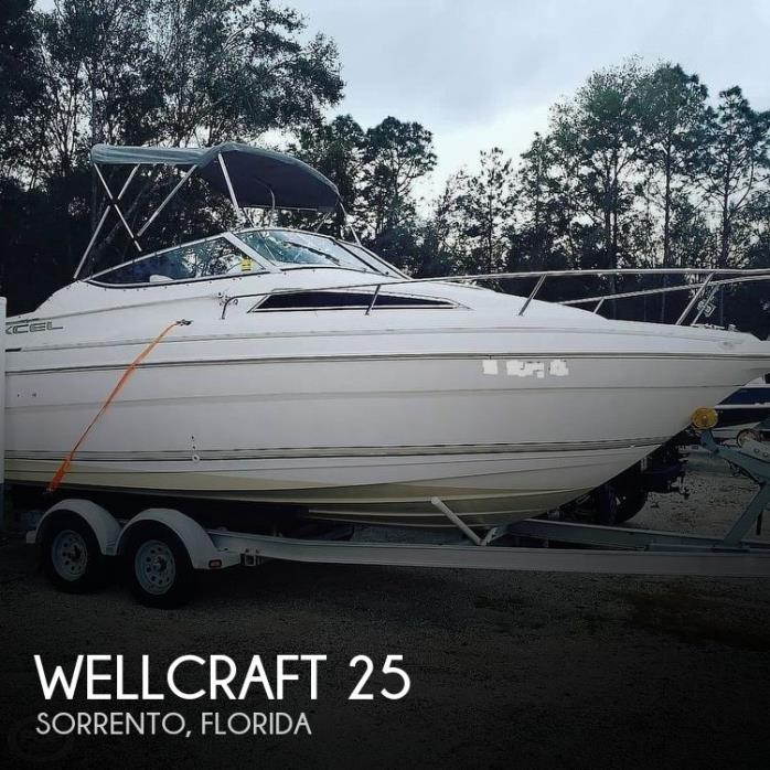 1996 Wellcraft 23 SE EXCEL