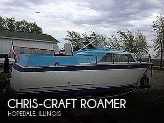 1963 Chris-Craft Roamer