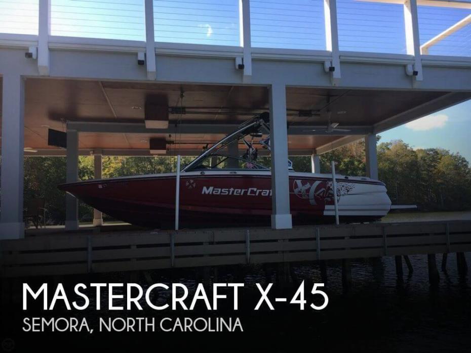 2008 Mastercraft X-45