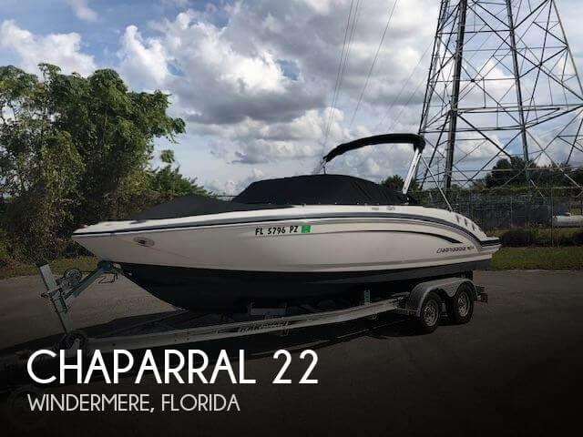 2015 Chaparral 226 SSI