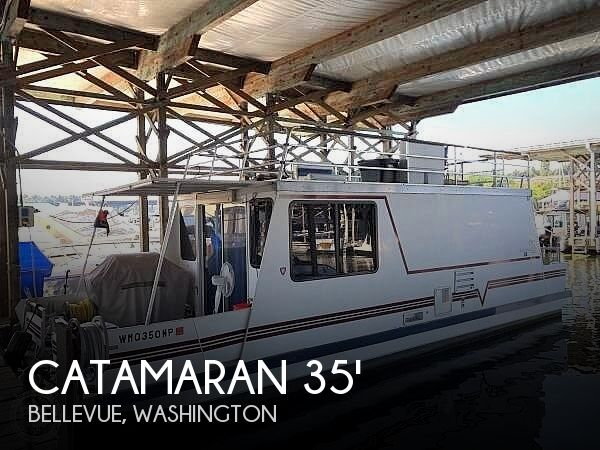 2005 Catamaran Cruisers 35 Vagabond