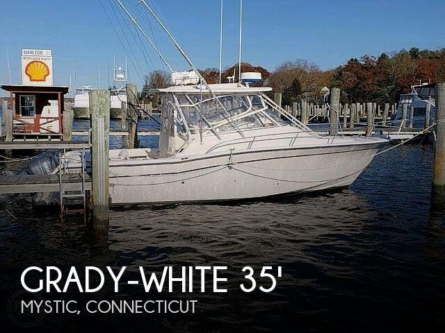 2002 Grady-White 330 Express