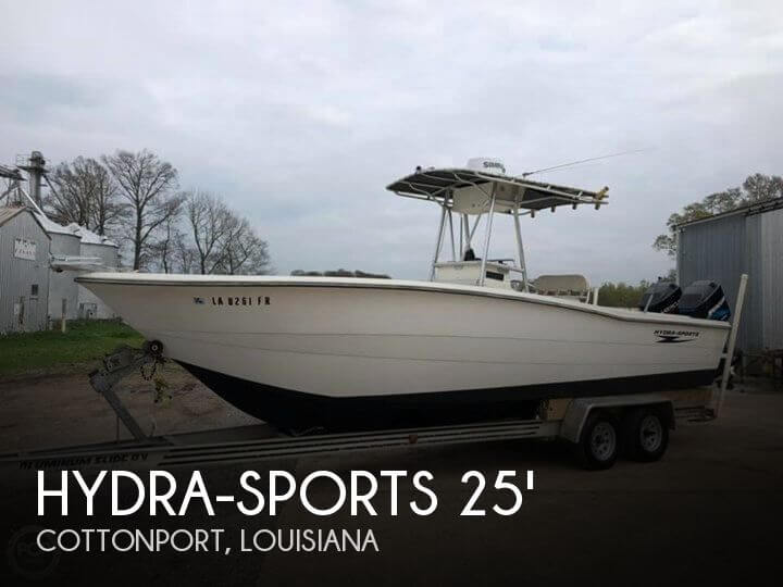 1991 Hydra-Sports 2500 CC