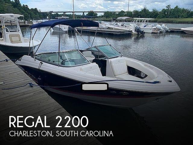 2008 Regal 2200