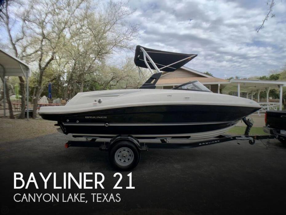 2016 Bayliner VR5