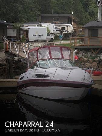 1994 Chaparral Signature 24 Sunbridge Cruiser