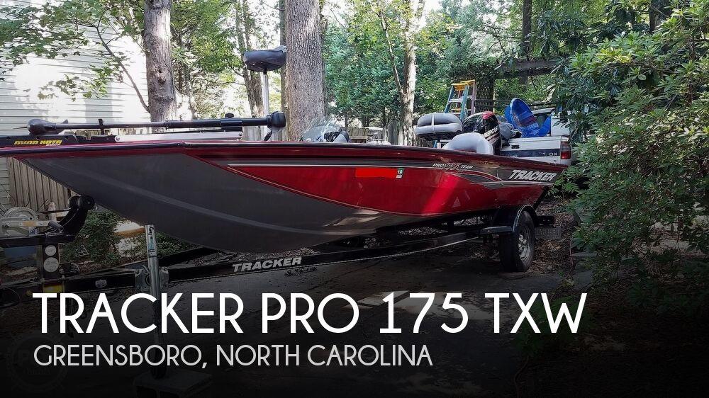 2016 Tracker Pro 175 TXW