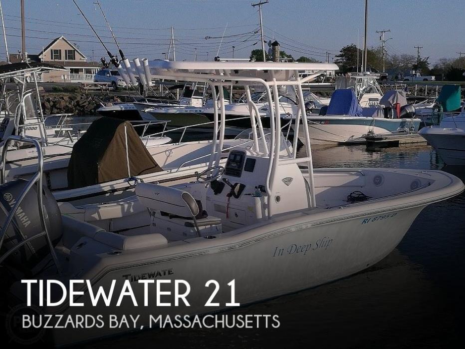 2015 Tidewater 210 LXF