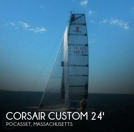 1993 Corsair Custom F24 MKI