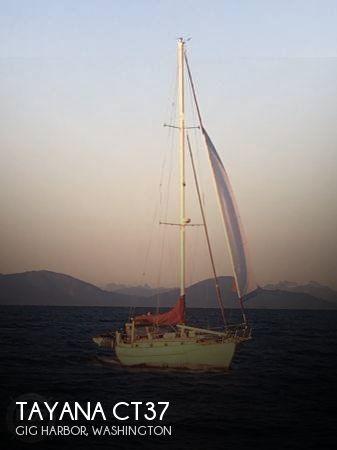 1978 Tayana CT37