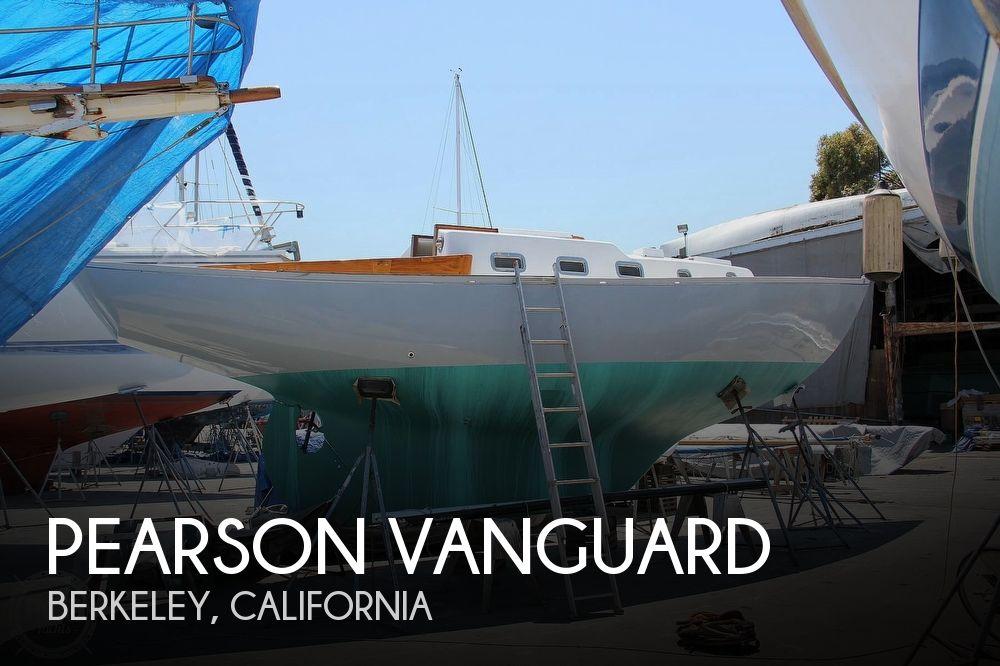 1964 Pearson Vanguard