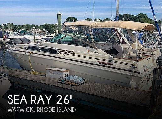 1984 Sea Ray 260 Sundancer